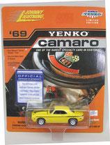 1969 Camaro Yenko Daytona Yellow