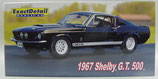 1967 Shelby Mustang G.T. 500 Blk