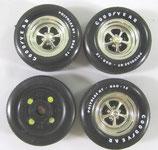Tire Buick GSX 1970 Ertl