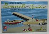 1970 Pontiac Bonneville & Speed Boat Kit