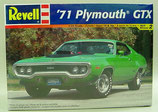 1971 Plymouth GTX model car kit