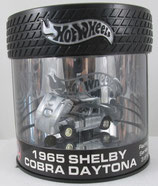 Tire Top Oil Can Box 1965 Shelby Cobra Daytona Hot Wheels