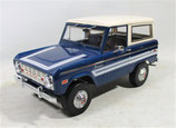 1976 Ford Bronco Explorer 1/18 Greenlight