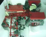 IH 504 Farmall Wide Front tractor w/ cultivator