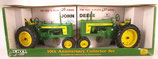 John Deere 520 - 620 Tractor Set Ertl Collector Edition