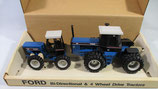 Ford Versatile 256 Bi-Directional & 846 4 Wheel Drive Tractor set
