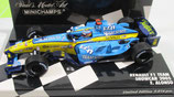 Renault F1 Team 2005 F. Alonso  Minichamps 1/43
