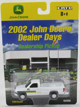 John Deere Dodge Pickup Truck 2002 Dealer Days