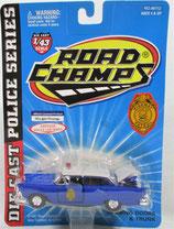 1957 Ford Kansas State Highway Patrol