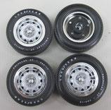 Tire 1970 Challenger Rally Wheel HW61