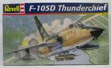 Aircraft,  F-105D thunderchief  1/48