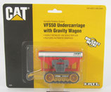Cat Gravity Wagon VFS50 Undercarriage