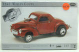 Testors 1941 Willys Gasser Coupe 1/43 Kit