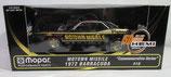 1972 Plymouth Cuda Motown Missile Don carlton