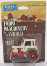 Case Agri King Tractor Farm Machinery of the World Ertl