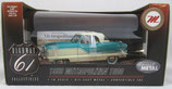 1959 Nash Metropolitan 1500 Teal / White Diecast