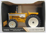 Minneapolis Moline G-550 Tractor 1/16 scale Ertl