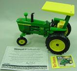 John Deere 4010 W/F Diesel Tractor W/ ROPS Toy Farmer