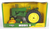 John Deere A Set with 1/64 Tractor