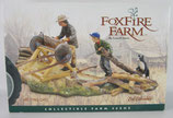 Foxfire Farm Helping Dad Scene, Lowell Davis