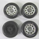 Tire Plymouth Rally Wheel set Ertl
