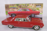 1965 Chevelle Z-16 396 Red Hardtop Lane Exact Detail