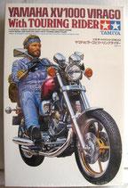 Motorcycle Yamaha XV1000 1/12 Scale