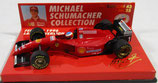Ferrari 1996 Launch Version Michael Schumacher Pauls Model Art