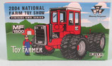 Massey Ferguson 1500 Tractor National Farm Toy Show Ertl