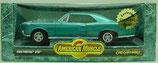 1966 Pontiac GTO Turquoise