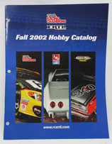 2002 Ertl Racing Champions AMT Fall Hobby Catalog