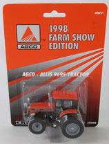 Agco Allis 9695 FWA Tractor 1998 Farm Show Edition,  Ertl