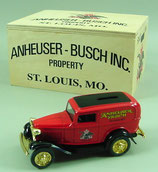 1932 Ford Panel Anheuser-Busch dime bank