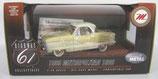 1959 Nash Metropolitan 1500  Yellow Diecast
