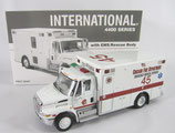 Chicago EMS International Rescue Truck