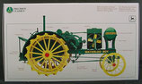John Deere Waterloo Boy Precision #15 High Detail Tractor