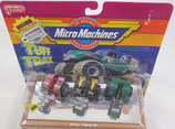 Micro Machines Puller Tractors Tuff Trax #4