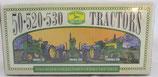 Set #3, John Deere 50 - 520 - 530 Tractor