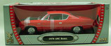 1970 AMC Rebel Red