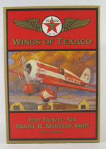 Texaco #5 1930 Travel Air Model R Plane