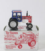 Massey Ferguson 1155 Tractor Spirit of America National Farm Toy Show 2000 Ertl 1/64