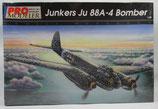 Aircraft, Junkers JU 88A-4 Bomber Pro-Modeler 1/48