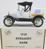United Van Lines 1918 Ford Model T