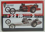 Tony Nacy 22 JR Roadster & Dragster