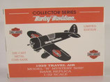 Harley Davidson Travel R Airplane Bank