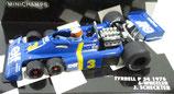 Tyrrell P 34 6 Wheeler 1976 J. Scheckter  Minichamps 1/43