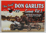 Swamp Rat 1 Don Garlits Dragster