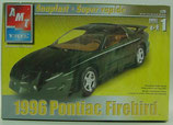 1996 Pontiac Firebird Model Kit
