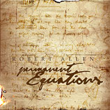 "CD ""Permanent Equations"" - Robert Allen"