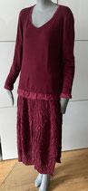 Praechtig-Berlin Pullover in Merinowolle und Seide, Wilo